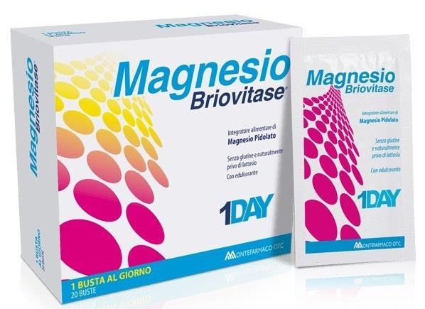 MAGNESIO BRIOVITASE 1DAY-0