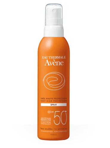 AVENE SPRAY SPF 50+-0