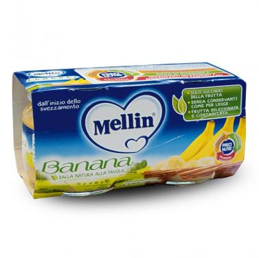 MELLIN - OMOGENEIZZATO BANANA-186