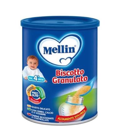 MELLIN - BISCOTTO GRANULATO-178