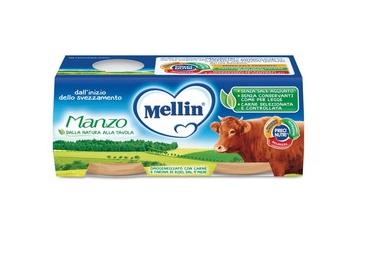 MELLIN - OMOGENEIZZATO MANZO-0