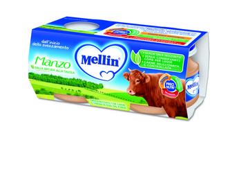 MELLIN - OMOGENEIZZATO MANZO-190
