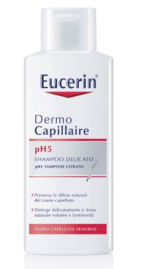 EUCERIN SHAMPOO DELICATO -0