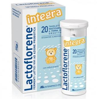 LACTOFLORENE INTEGRA -0