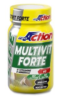 PRO ACTION MULTIVIT FORTE LIFE 60 COMPRESSE-0