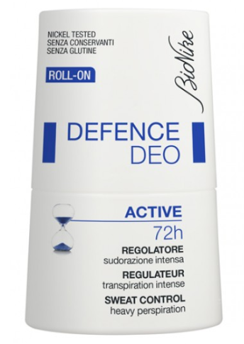 BIONIKE DEFENCE DEO ROLL-ON ACTIVE 72H REGOLATORE-0