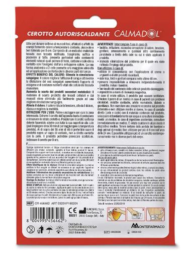 CALMADOL CEROTTI AUTORISCALDANTI-268