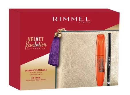 RIMMEL - POCHETTE SCANDALEYES RELOADED-0